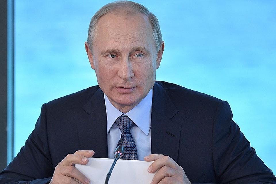 Владимир Путин отказался упражнять сборную РФ пофутболу