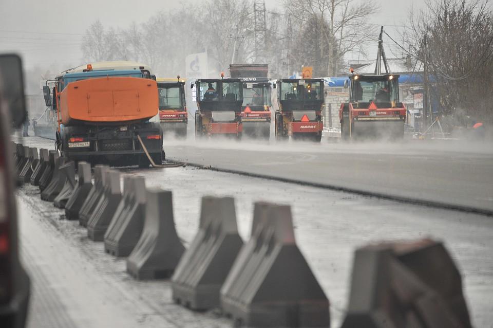 Автомобильное движение поучастку Тверской улицы в столице России будет открыто преждевременно