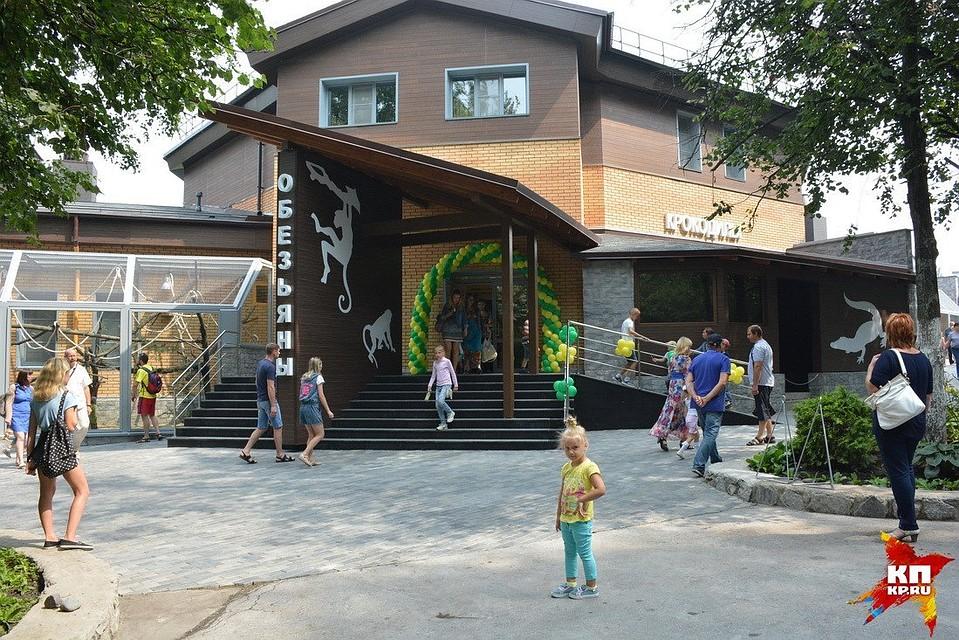 Крокодилов, варанов ипитонов Новосибирского зоопарка перевели нановые квартиры