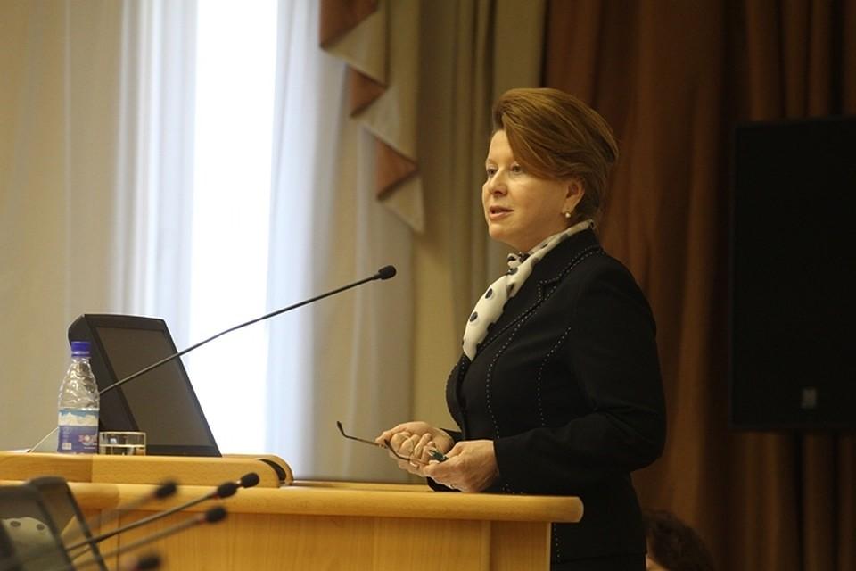 Скончалась экс-председатель Заксобрания Иркутской области Людмила Берлина