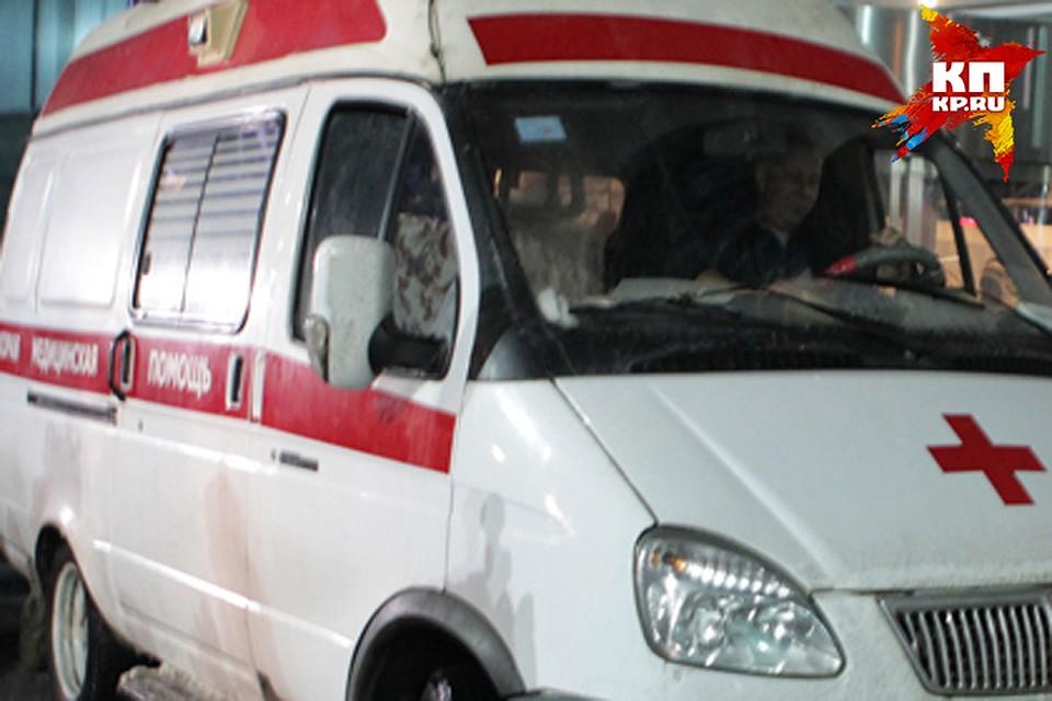 Вцентре Брянска рейсовый автобус сбил пенсионера