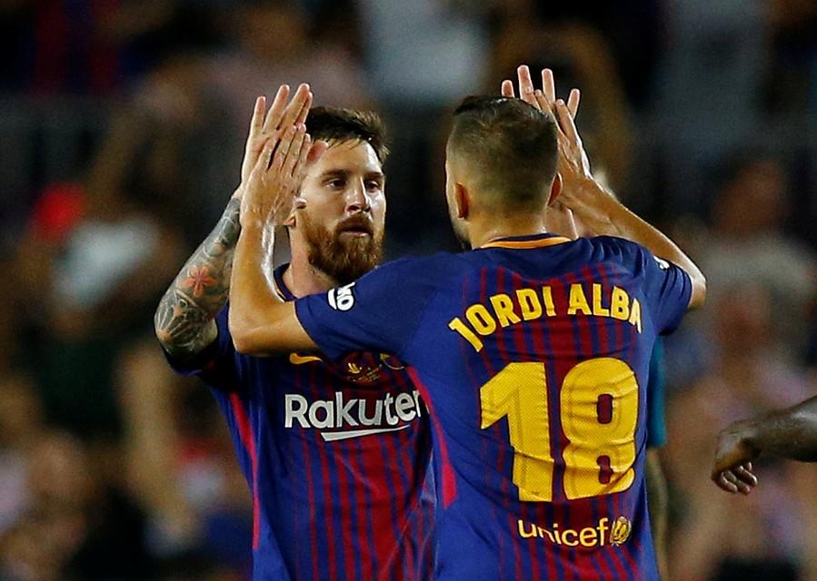 «Реал» во 2-ой  раз обыграл «Барселону» и одержал победу  Суперкубок Испании