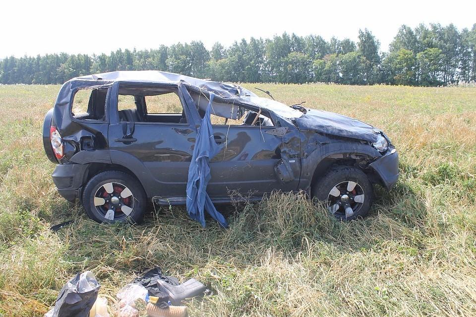 Старый шофёр умер вДТП натрассе вБашкортостане
