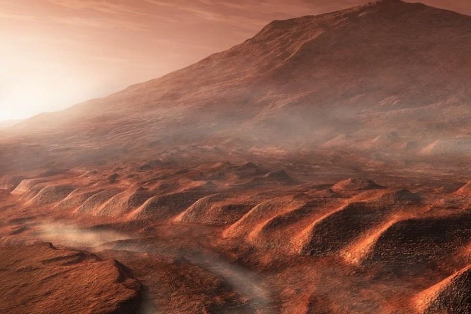 Ученые планируют наполнить Марс кислородом