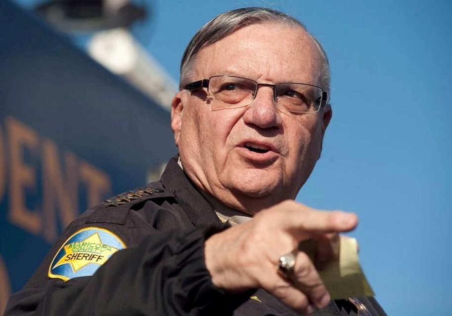 Трамп помиловал прежнего шерифа вАризоне
