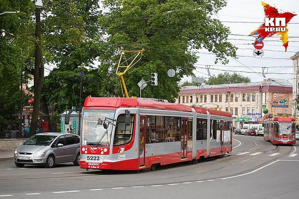 Трамвай между Шушарами иКолпино пойдет в 2020г.