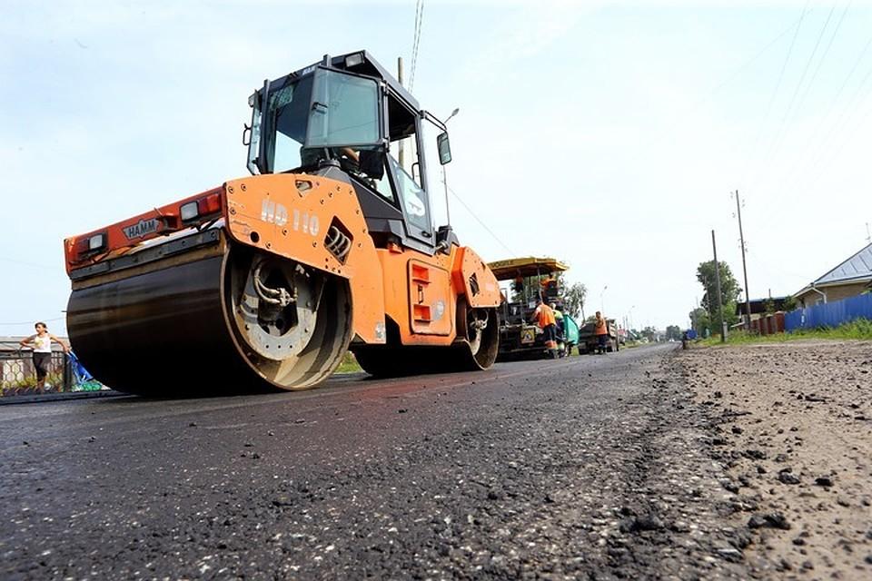 ВТомске преждевременно отремонтировали дороги