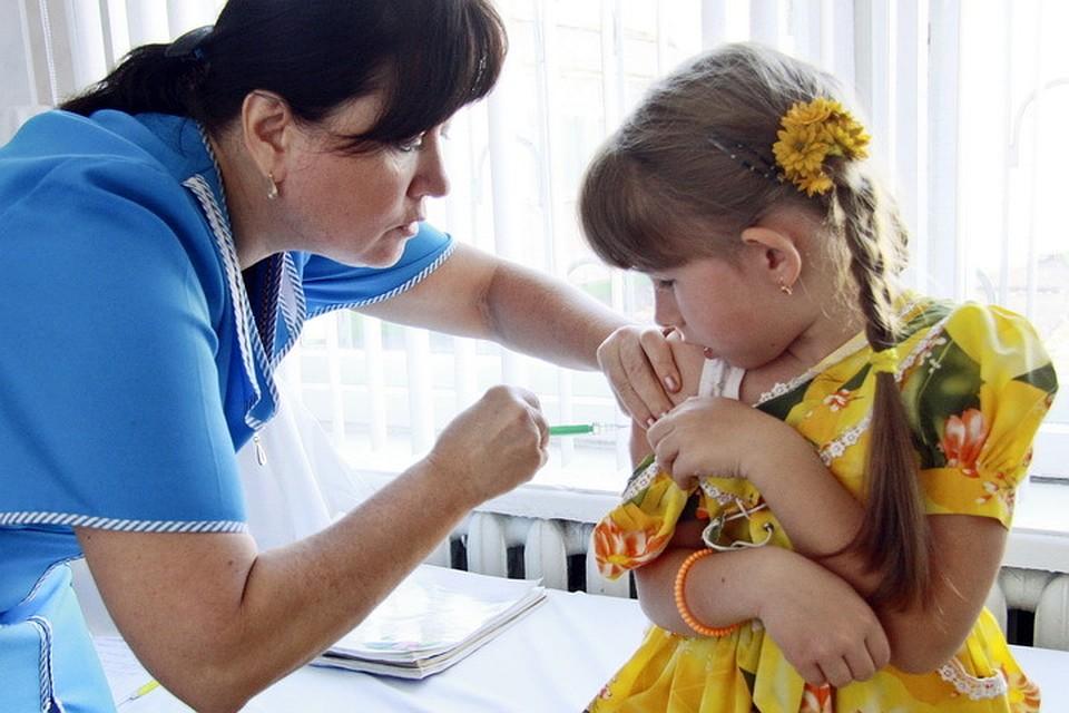 Вакцину отгриппа поставят вцентре «Мои документы»