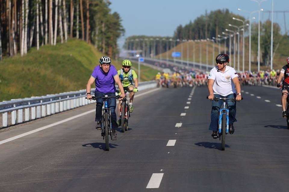 В Российской Федерации могут появиться отдельные полосы для городского автомобильного транспорта