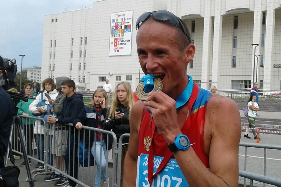 Победителями Пермского интернационального марафона стали Сафронов иКушниренко