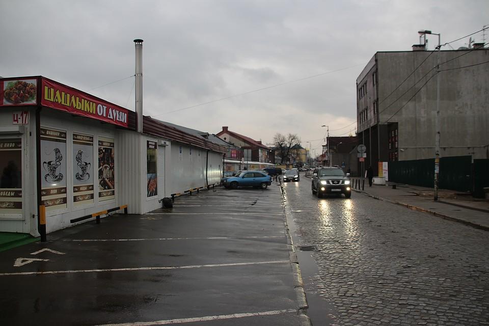 Мэрия Калининграда ради пешеходной зоны изымает три земельных участка
