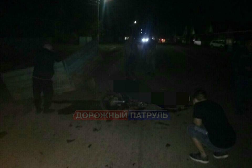 Подростки намопеде въехали вприцеп оттрактора ипогибли вБашкирии