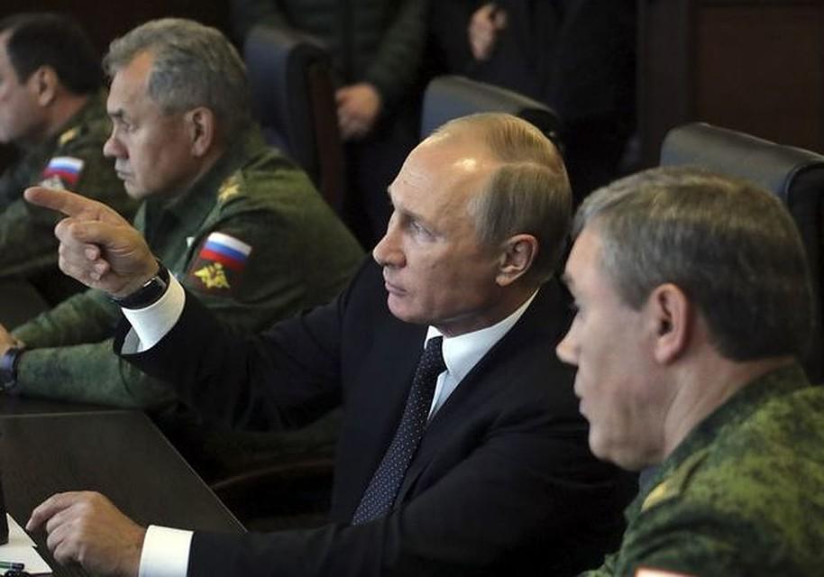 Отказаться отиностранных комплектующих вВПК— Путин