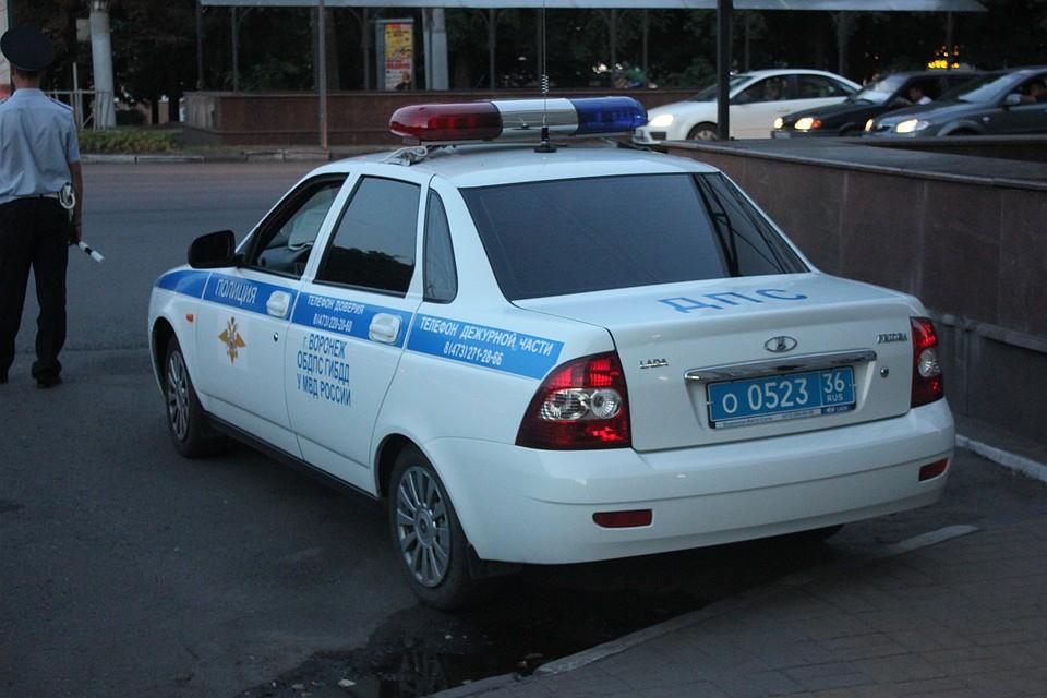 ВВоронежской области нетрезвый шофёр пытался вернуть, предложив гаишнику взятку