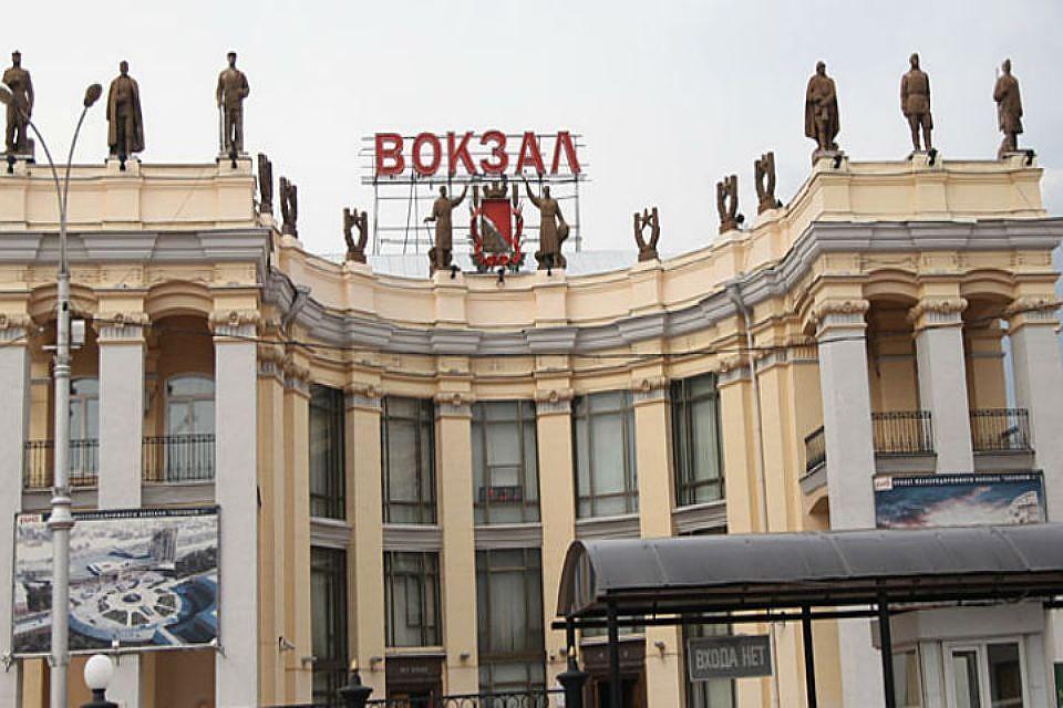 Сквер ужелезнодорожного вокзала «Воронеж-1» приведут впорядок кдекабрю