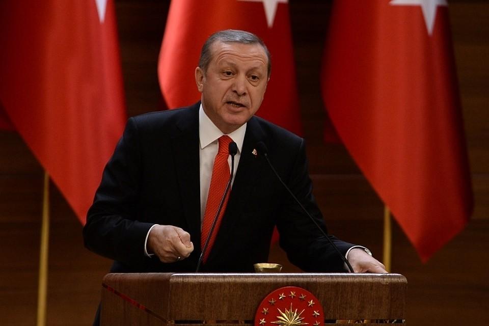 Эрдоган: Турция прошла отрицательный период отношений сРоссией