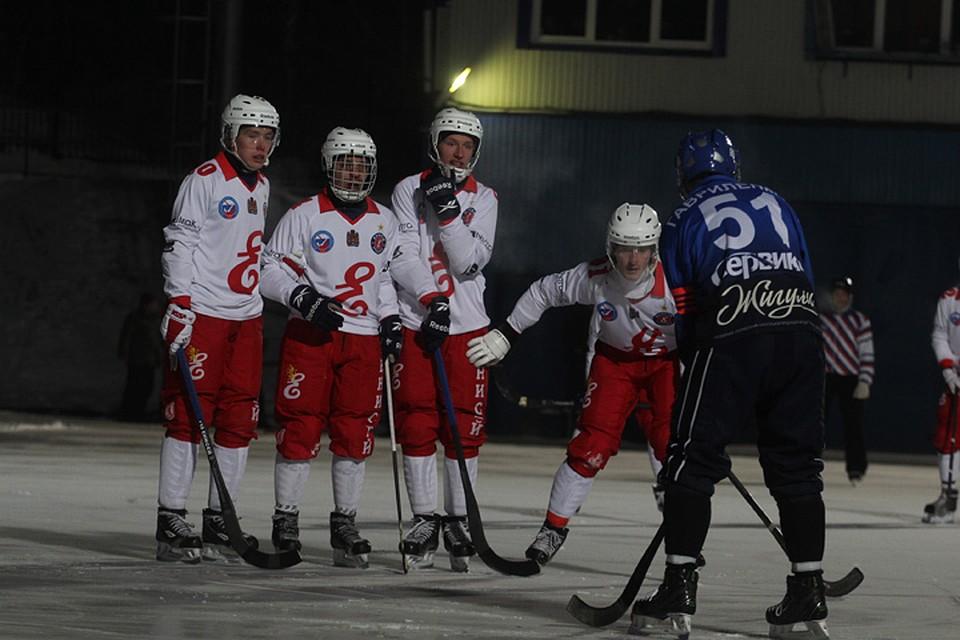 «Байкал-Энергия» сразится с«Енисеем» впервом матче Кубка Российской Федерации