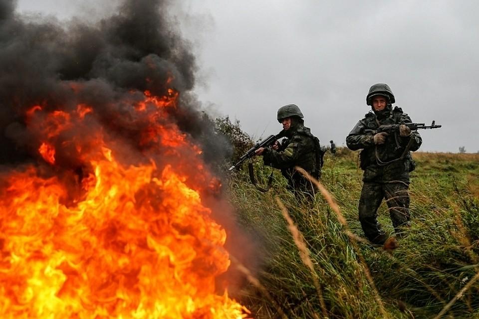 ВСША выпустили пособие поведению войны сРоссией