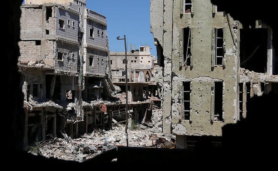 ВСирии корреспондент РИА Новости попал под минометный огонь