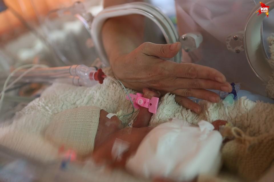 ВИндии скончался «инопланетный» младенец по прозванию «Чужой»