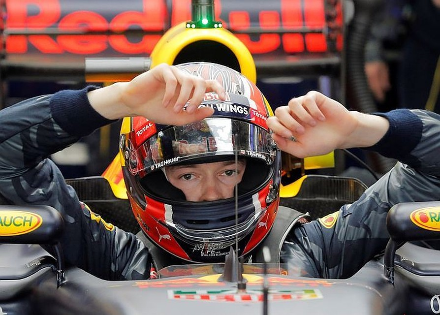 «Формула-1» избавляется от русского