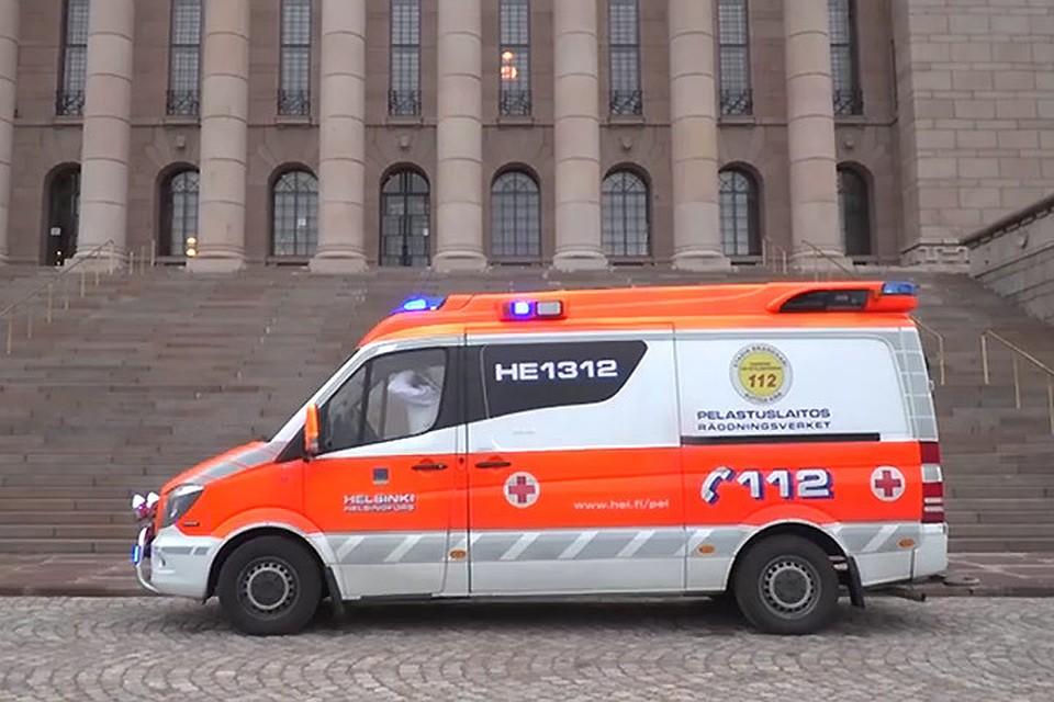 Геи из Российской Федерации поранили себя вцентре Хельсинки