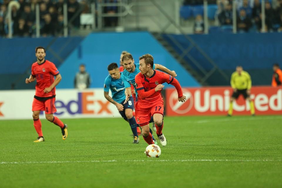 Манчини после победы над «Реал Сосьедад» объявил, что Кокорин играет блистательно