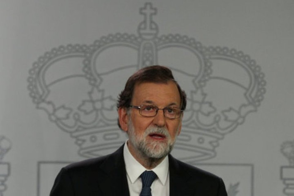 Руководитель правительства Испании объявил опровале референдума вКаталонии