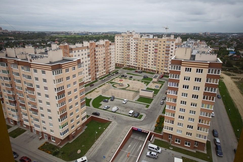 Цены наквартиры вновостройках Севастополя упали всамом начале года на5%