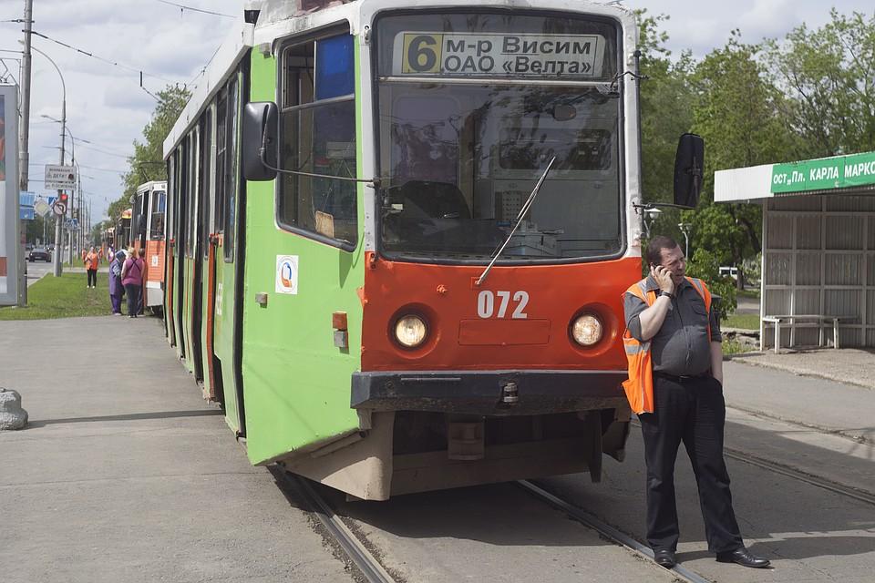 ВПерми пройдет массовое сокращение водителей трамваев итроллейбусов