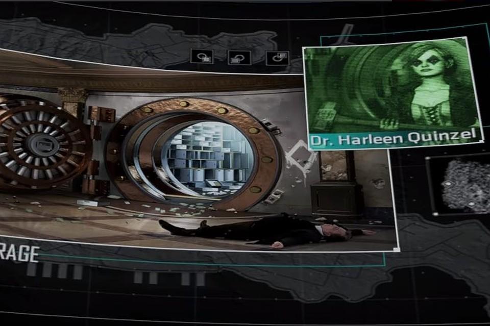 Вигре оБэтмене использован снимок тела убитого вТурции дипломата Карлова