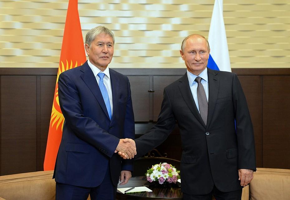 МИД Казахстана назвало выступление президента Атамбаева «провокационным»