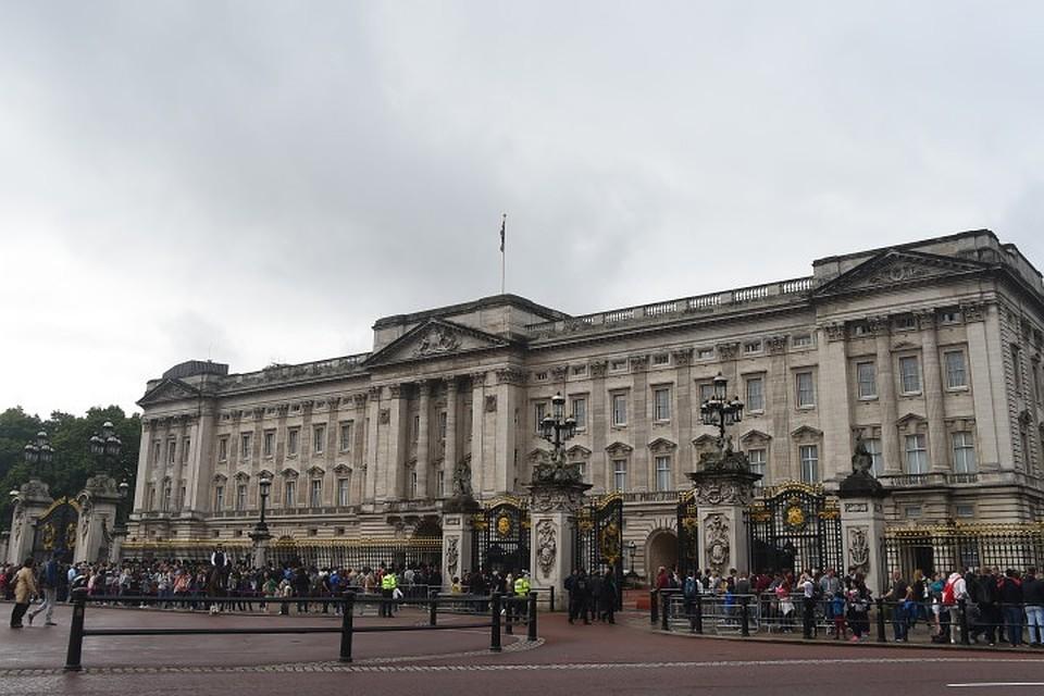 Встолице Англии женщина пробовала пробраться врезиденцию королевы