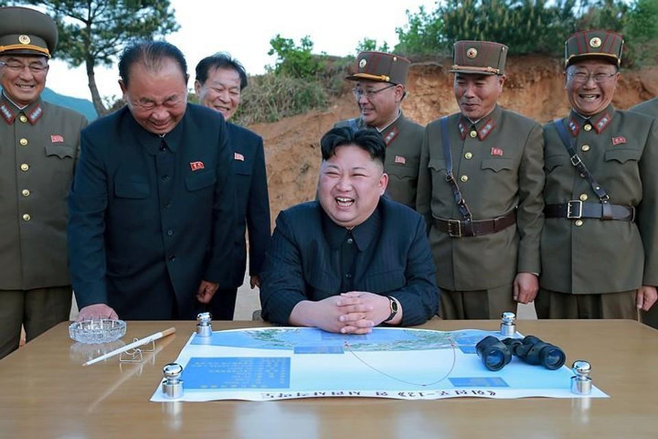 Ким Чен Ынпообещал продолжить развитие ядерной программы