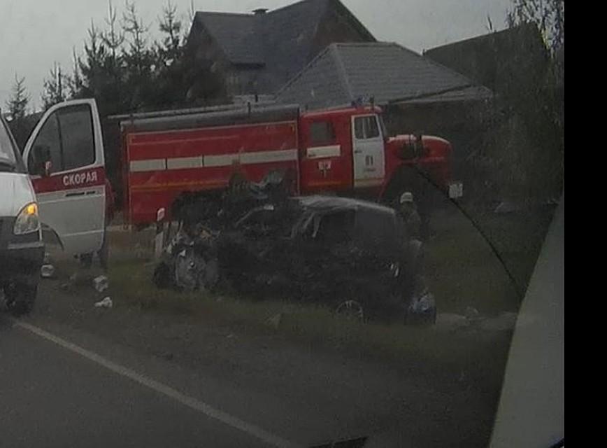 Стали известны детали чудовищного ДТП под Воронежем