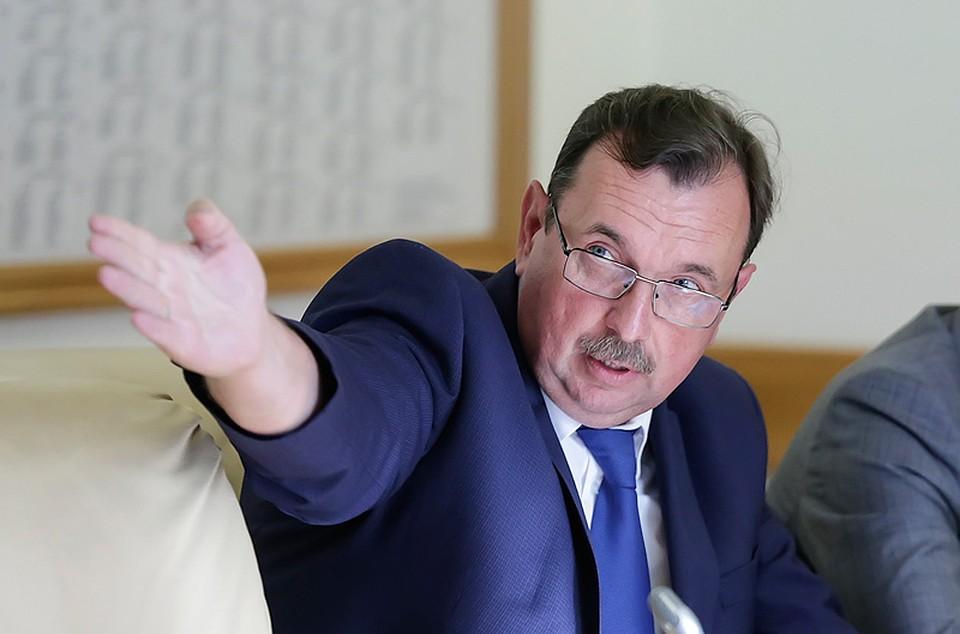 Министр культуры Ростовской области ушел вотставку
