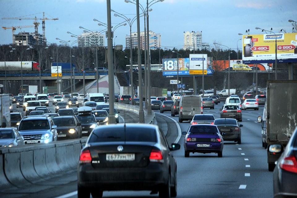 Дмитровский путепровод в столице России начнут реконструировать впервом квартале 2018 года