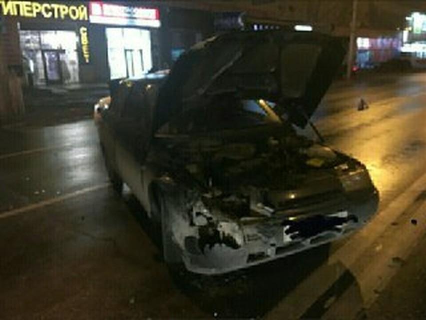 ВСаратове встолкновении автобуса и«легковушки» пострадали два человека