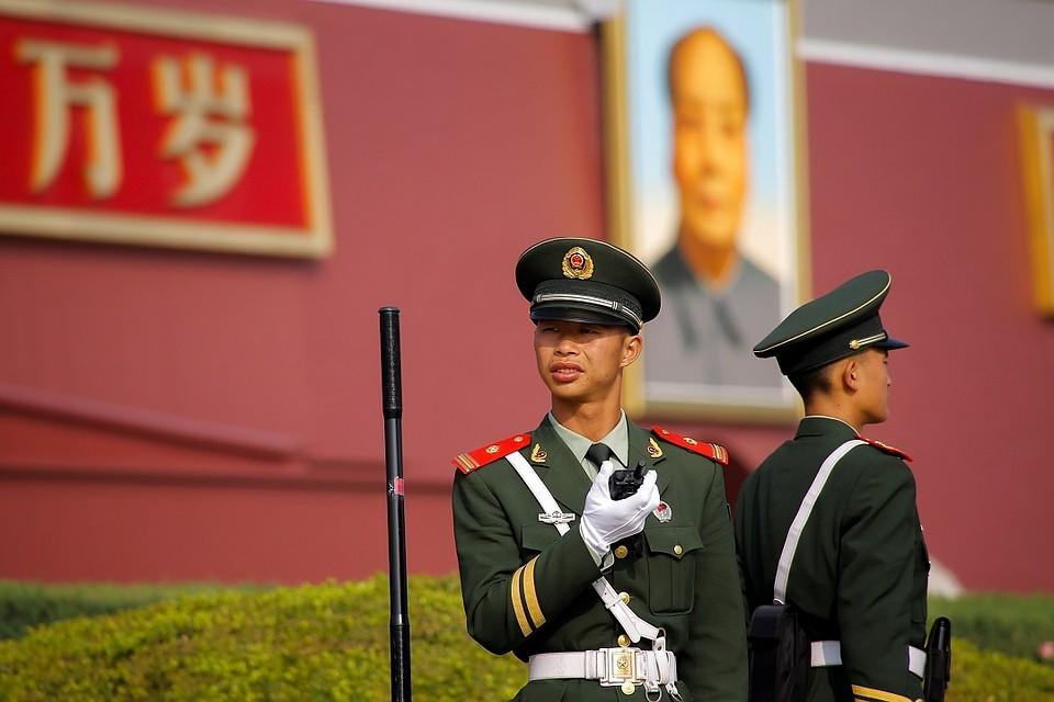 КНР создал лазер для борьбы стеррористами
