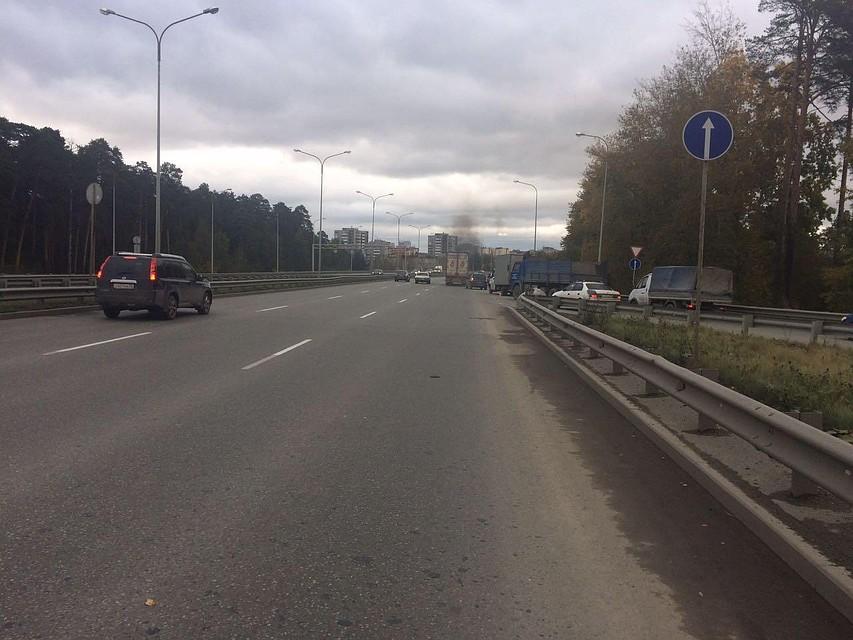 ВЕкатеринбурге ищут очевидцев смертельной трагедии наОбъездной дороге