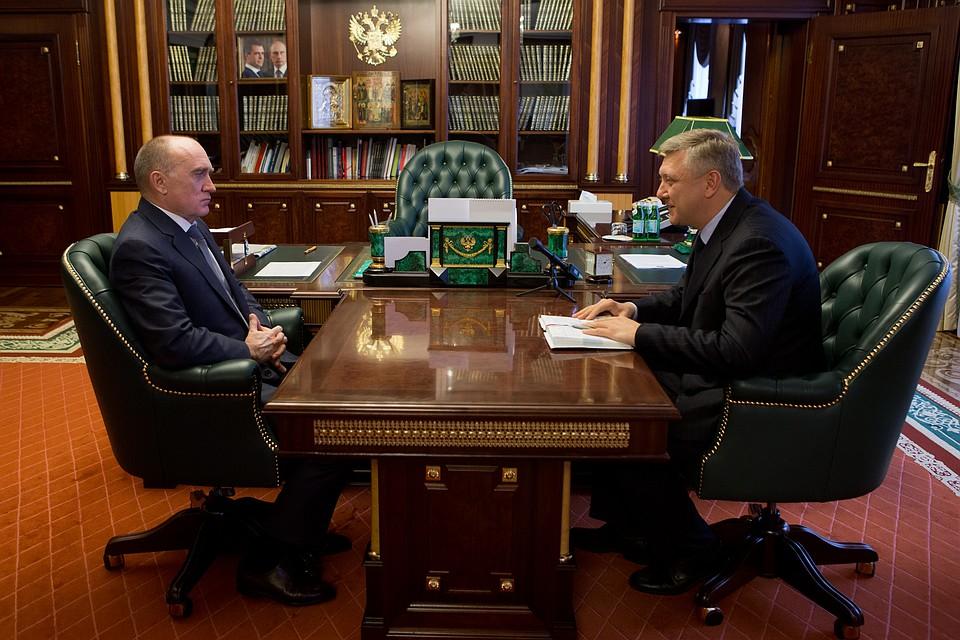 Депутат Государственной думы Дмитрий Вяткин: благоустройство Южного Урала будет продолжено