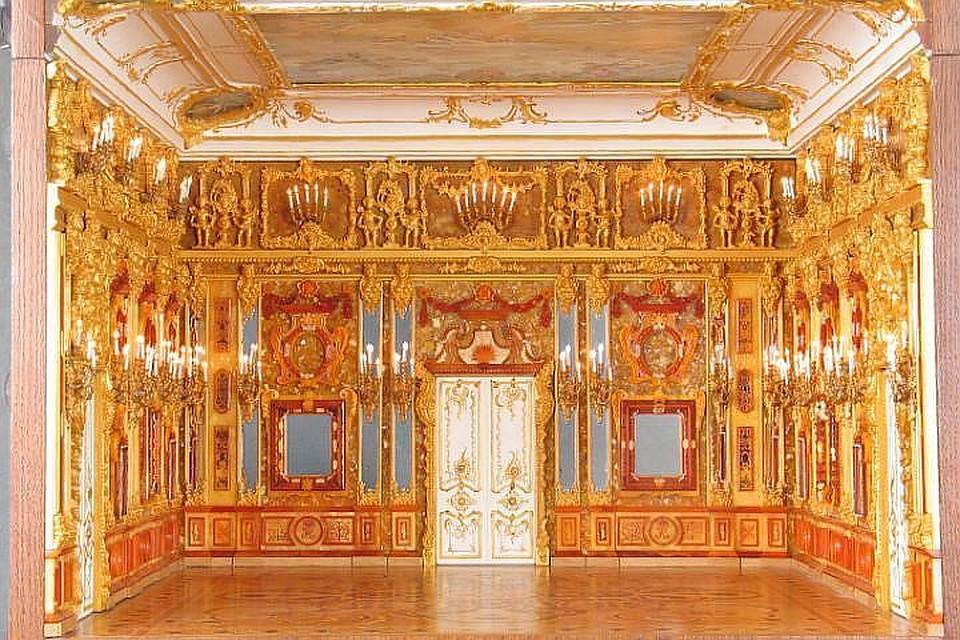 Германские ученые утверждают, что они обнаружили очередное местопребывание Янтарной комнаты