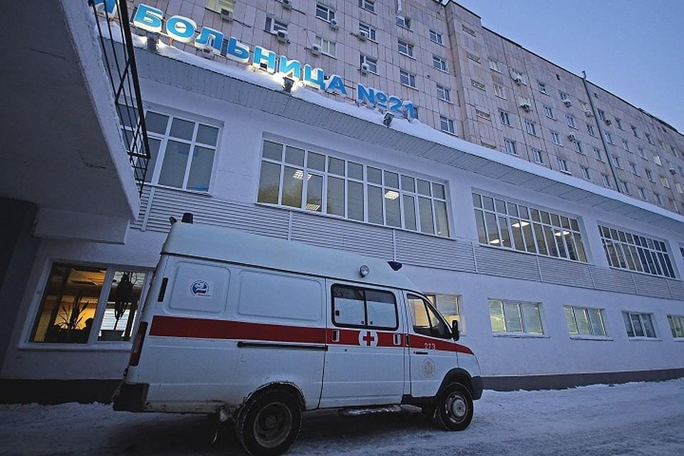 ВВологде 8-летнюю девочку госпитализировали после дорожной трагедии