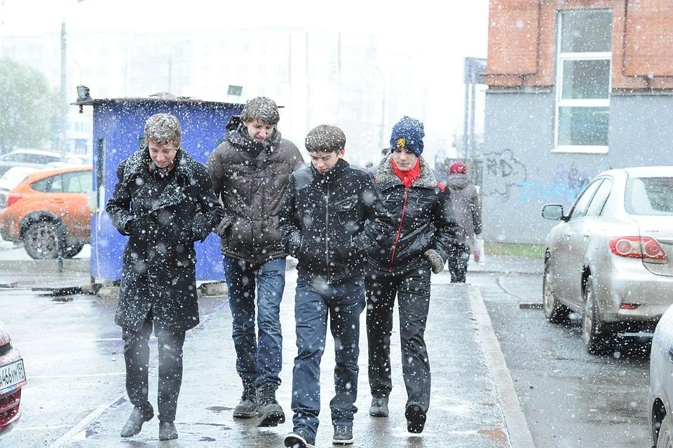 ГИС-центр ПГНИУ: снегопад продлится некоторое количество дней