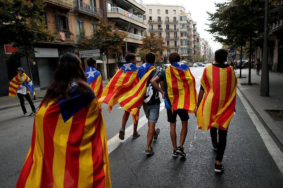 Руководитель парламента Каталонии обвинила премьера Испании вподрыве демократии