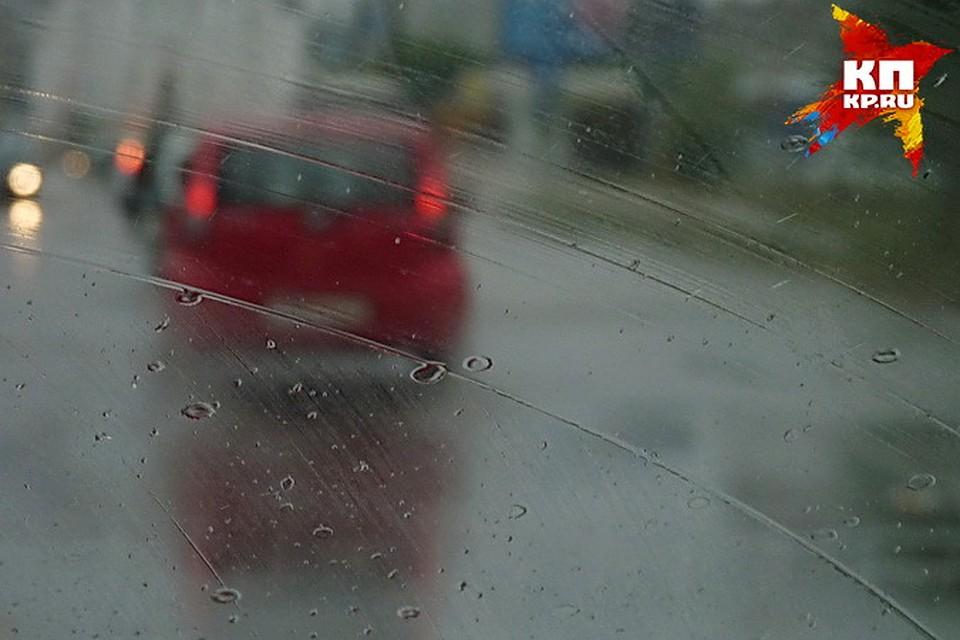 Синоптики: дождь вРостове будет идти все выходные