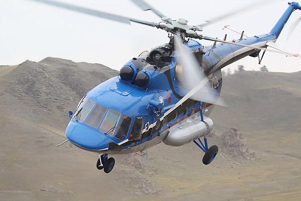 Самолет МЧС соспасателями уходит вНорвегию для поисков пропавшего Ми-8