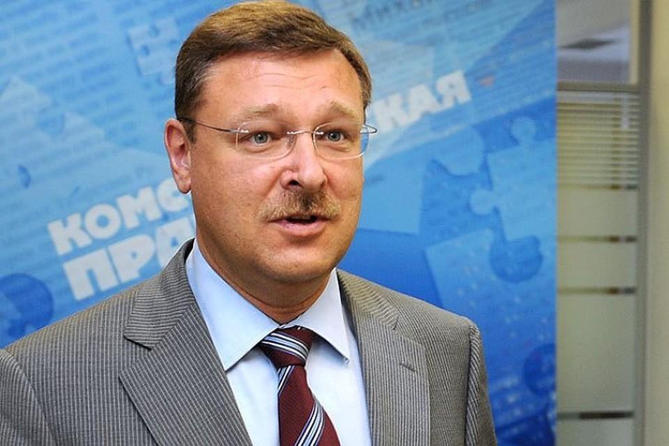 Косачев уличил США впопытке срыва Минских договоров после слов Волкера
