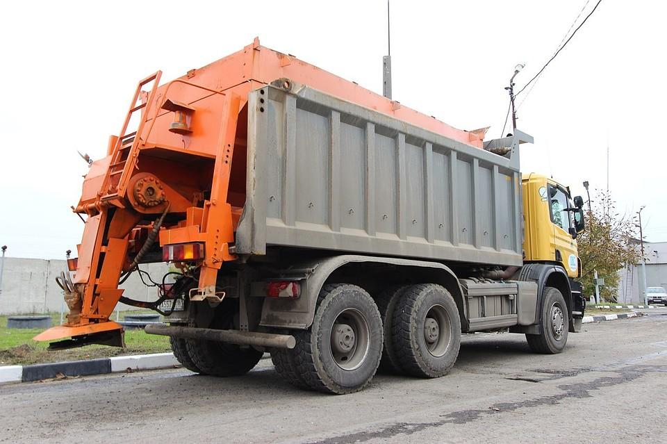 Дорожники докладывают оготовности федеральных трасс вНовгородской области кзиме