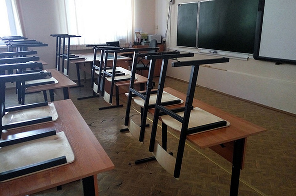 Учительница вСмоленске заклеила ученику начальных классов рот
